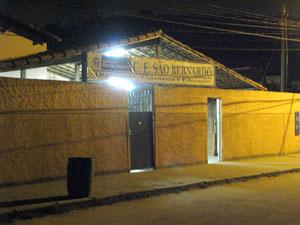 Colégio estadual São Bernardo: último no ranking fluminense no Enem (Foto: Patrícia Kappen/G1)