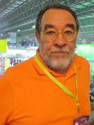 Fernando Morais (Foto: Carla Meneghini/G1)