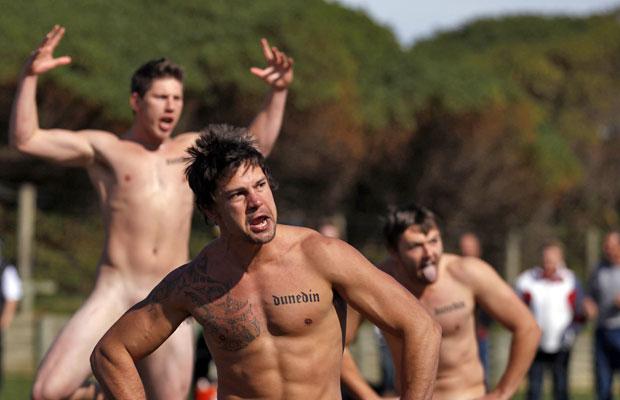 Jogo ocorreu em Dunedin, na Nova Zelândia (Foto: Stefan Wermuth/Reuters)
