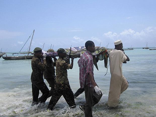Tanzânia (Foto: REUTERS/Beatrice Spadacini)