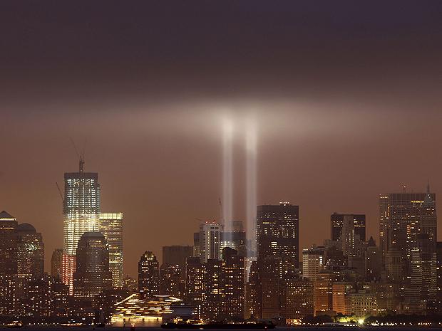 Luzes memorial 2 (Foto: Gary Hershorn/Reuters)