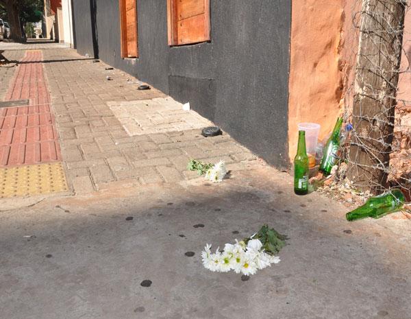 Segurança diz que vai abandonar profissão após ver colega morto em MS (Foto: Tawany Marry/G1 MS)