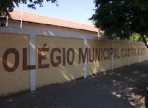 Colégio de Posse (GO). (Foto: Divulgação/Colégio Municipal Castro Alves)
