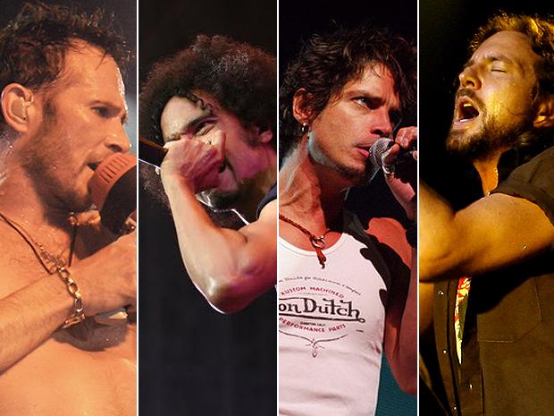 Bandas grunges que vão tocar no Brasil (Foto: Divulgação)