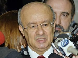 José Pimentel (PT-CE) foi ministro da Previdência entre 2008 e 2010 e deputado federal por quatro mandatos (Foto: Waldemir Barreto/Agência Senado )