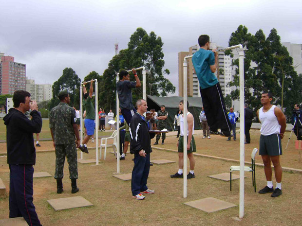 Prova física dos Correios (Foto: Divulgação)
