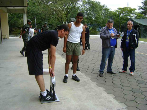 Prova física dos Correios (Foto: Adriana Manfredini/Correios)