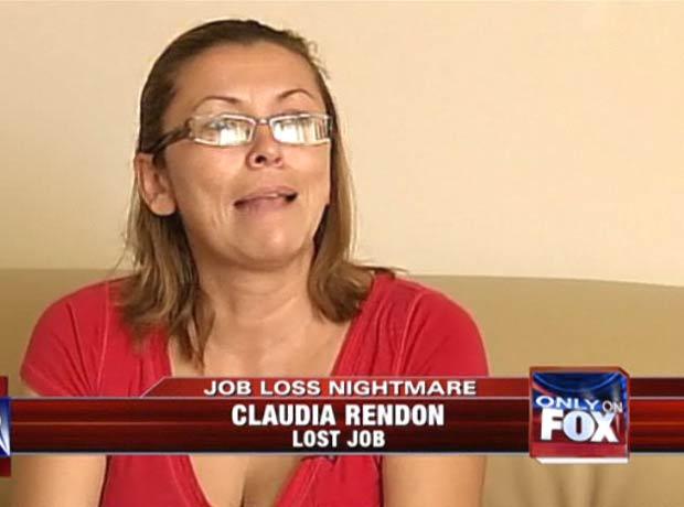 Claudia Rendon foi demitida por faltar ao trabalho para doar rim ao filho. (Foto: Reprodução/Fox)