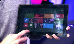 Tablet para Windows (Foto: Divulgação)