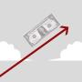 Alta do dólar (Foto: Editoria de Arte/G1)