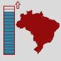 Crescimento do Brasil (Foto: Editoria de Arte/G1)