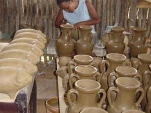 cerâmica de maragogipe (Foto: Divulgação/UPB)