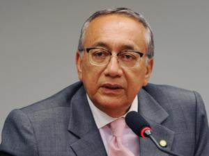 Gastão Vieira (PMDB-MA) é deputado federal (Foto: Larissa Ponce/Agência Câmara)
