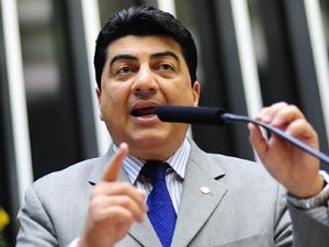 Manoel Júnior (PMDB-PB) está no segundo mandato de deputado federal (Foto: Saulo Cruz/Agência Câmara)