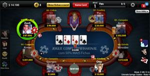 Jogo leva pôquer ao Facebook (Foto: Reprodução)