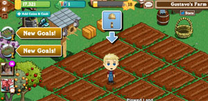'Farmville' já foi o jogo mais popular do Facebook (Foto: Reprodução)
