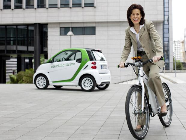 bicicleta smart (Foto: Divulgação)