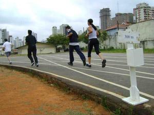 Corrida do concurso dos Correios (Foto: Adriana Manfredini/Correios)