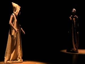 """Peça """"Quê Onde"""" acontece no Teatro do Goiânia Ouro.. (Foto: Divulgação/Goiânia Ouro)"""