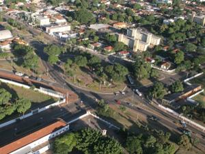 Começa neste sábado (17) o recapeamento da avenida Afonso Pena (Foto: Denilson Secreta/Prefeitura de Campo Grande)