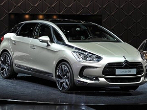 citroen ds5 (Foto: Thomas Kienzle / AFP)