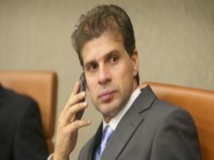 Jogador Túlio Maravilha (PMDB) renunciou ao cargo de vereador de Goiânia (Foto: Diomício Gomes/O Popular)