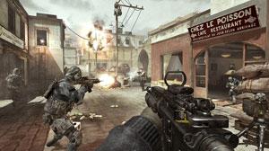 'Call of Duty: Modern Warfare 3'  (Foto: Divulgação)