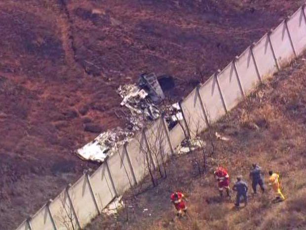 Equipes dos bombeiros foram enviados ao local (Foto: Reprodução/TV Globo)
