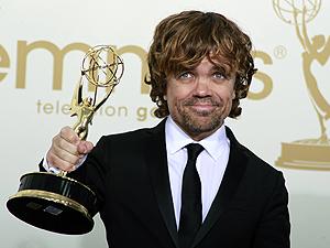 Peter Dinklage, de 'Game of thrones, melhor ator coadjuvante em série dramática (Foto: Reuters)