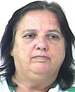Merrilee Schwarz foi presa por uivar como cão. (Foto: Divulgação)