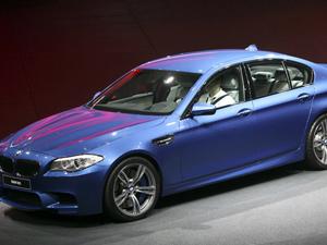 BMW M5 (Foto: Reuters)