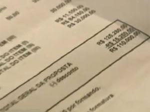 Procon orienta formandos a colocarem tudo no contrato (Foto: TV Globo/Reprodução)