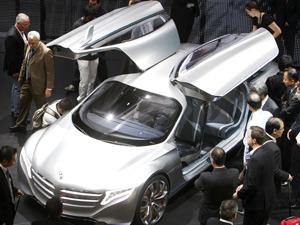 Mercedes-Benz F125! (Foto: AP)