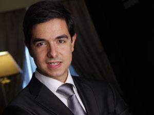 Pedro Carrilho, autor português do livro 'Descubra o milionário que há em você'. (Foto: Divulgação)