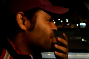 Taxista brasileiro que imita Michael Jackson é sensação na web  (Foto: Reprodução)