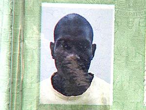 estudante africano assassinado (Foto: Reprodução/TVCA)