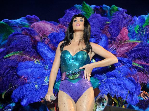 Show de Katy Perry no Rock in Rio foi um dos mais animados do primeiro dia do evento (Foto: Flavio Moraes/G1)