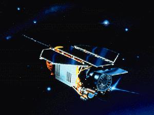 Satélite Rosat pode cair na Terra entre outubro e novembro. (Foto: Instituto Max Planck / Divulgação)
