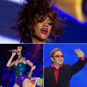 G1 faz balanço do 1º dia de shows do Rock in Rio; veja vídeos (Flavio Moraes/G1)