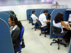 Em Aracruz, há vagas também para telefonista. (Foto: Divulgação/ Cesan)