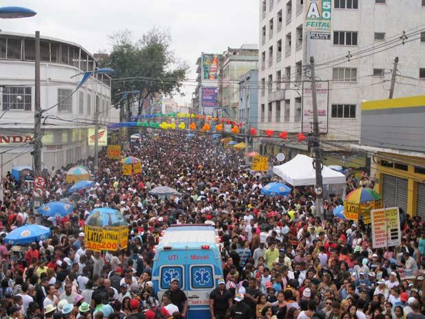 6ª Parada Gay de Duque de Caxias (Foto: Foto: Márcia Vilella/ Divulgação)