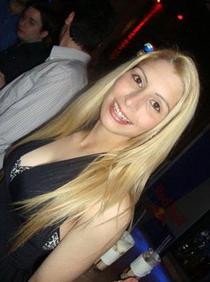 Luane Chaves Lemes, de 23 anos, está desaparecida há uma semana (Foto: Arquivo Pessoal)