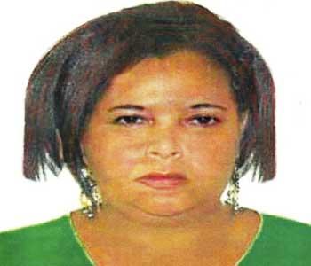 Mulher identificada como Ane teria levado adolescente de 14 anos para presídio no Pará (Foto: Divulgação/Polícia Civil)