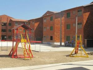 Novos apartamentos ficam no Residencial (Foto: Divulgação)
