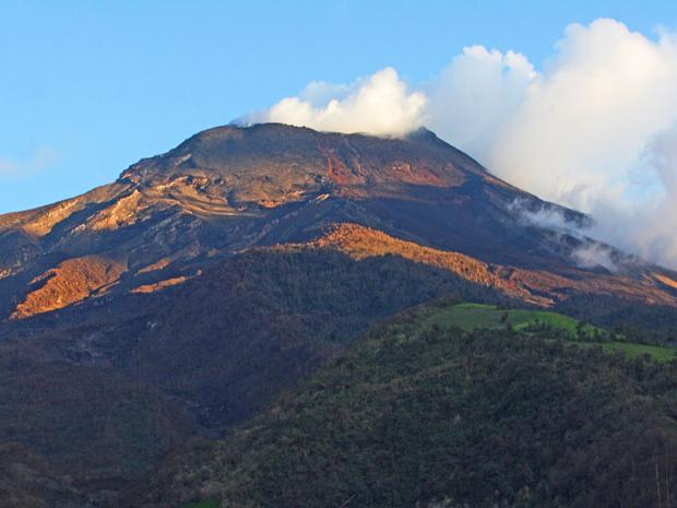 Vulcão Kilauea 3 (Foto: ©Steve and Donna O'Meara / VolcanoHeaven.tumblr.com)