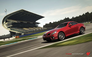 Forza Motorsport 4 (Foto: Divulgação)