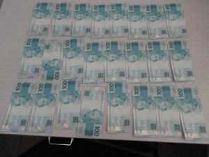 notas falsas bahia (Foto: Divulgação)