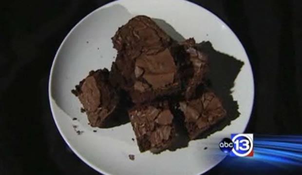 Policiais são investigados depois que comeram brownies feitos com maconha. (Foto: Reprodução)
