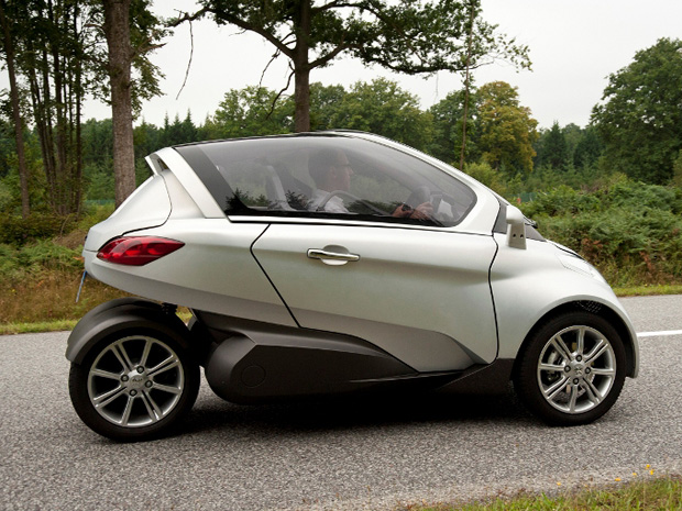VéVL foi paresentado em Paris pelo grupo PSA Peugeot Citroën (Foto: Divulgação)