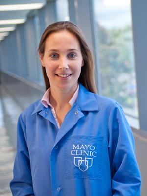A médica Rosa Rademakers, uma das autoras do estudo. (Foto: Mayo Clinic / Divulgação)